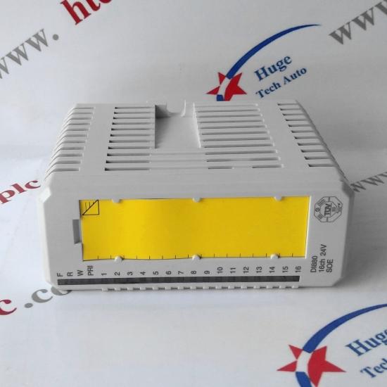 ABB TB711F 3BDH000365R0001 CPU Terminal Base,ABB TB711F